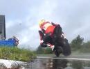 Ulster Grand Prix 2013 Vollgas Impressionen von Metzeler - Hammer