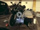 Umbau: Termignoni Full Exhaust System Yamaha RN22 - Zeitraffer