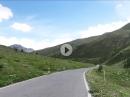 Umbrailpass - eine einzige Achterbahn und einmaliges Kurvenvergnügen.