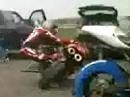 Motorrad Umfaller - ich hab die Duc doch auch allein hingestellt, warum kippt die denn jetzt?