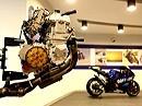 """Racing Spirit"" - Ausstellung von Yamaha Racing in Gerno di Lesmo - Mega geil!"