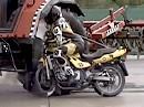 Unfälle mit Traktoren - Tipps für Motorradfahrer - Sehr gut gemacht!
