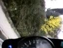 Motorrad Unfall Bergrennen Landshaag