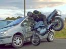 Unfallverhütung: Passt auf uns auf liebe Autofahrer!!! Be aware