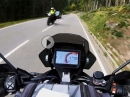 Up and Down - From Mitteltal to Ruhestein (Black forest) Engine Noise Only | KTM 1290 Super Adventure S