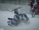 Uppsala (Schweden) Eis Speedway Gladiators WM 2013 Highlights