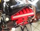 V12 Aston Martin Motorrad - geht halt nix über Hubraum