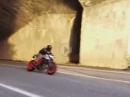 V2-Tunnel-Folklore aus Österreich: KTM Superduke 1290R - im Rohr!