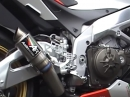 V4 Power: Aprillia RSV4 - Austin Racing GP2R Exhaust