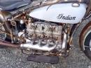 V8 Indian - Motor komplett Eigenbau!!! Begnadeter Techniker