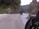 Vajont Staumauertour (Italien) 2014 | Garmin Virb Elite