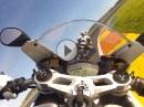 Valencia onboard Ducati 959 Panigale - der Duc auf den Zahn gefühlt