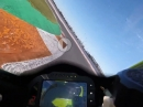 Valencia Ricardo Tormo (Spanien) onboard 1,38,4 Yamaha R6, CIV SSP, Patrick Hobelsberger #521