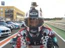 Valencia (Spanien) 2013 onboard Alex Hofmann für Sport1