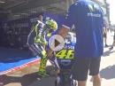 Valentino Rossi 2016 Sepang MotoGP Test - die Saison beginnt