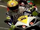 Valentino Rossi at Isle of Man TT 2009