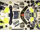 Valentino Rossi Dainese D-AIR® Lederkombi - Geil gemacht!