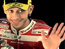 Valentino Rossi - Ducati MotoGP Riders Backstage Shooting