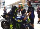 Valentino Rossi, Erster Rollout Yamaha YZR M1 2019, #Sepangtest