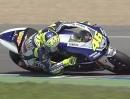 Valentino Rossi / Jorge Lorenzo MotoGP Test 2013 Jerez Highlights