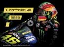Valentino Rossi Kalender 2020 - IL DOTTORE 46 - DIN A3