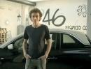 Valentino Rossi Markenbotschafter von Opel