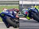 Valentino Rossi, Maverick Vinales Yamaha MotoGP Test Sepang 2017