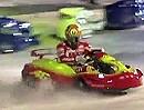 Valentino Rossi / Nicky Hayden Ducati Wrooom 2012 Kartrennen