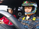 Valentino Rossi testen neuen Ferrari 488 Pista in Fiorano