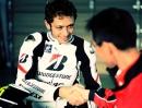 Valentino Rossi testet Bridgestone Sport Touring Battlax T30