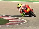 Valentino Rossi testet in Misano Ducati 1198 SP Superbike