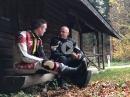 Motorradunterhaltung TOP Varahannes & KurvenradiusTV im Schwarzwald