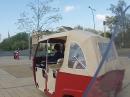 Vespa Club Giessen - Anrollern 2014