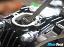 Ventilspiel beim Pitbike einstellen, prüfen. Tutorial MotoTech, APEX Pitbikes