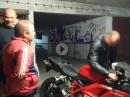 Verarsche: Neue Ducati klackert (Motorgeräusche)  imLeerlauf