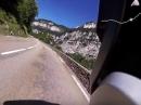 Vercors - D531 von Pont en Royans nach Rencurel