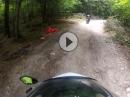 Rijeka Hinterland: Verfahrer durch den Minenwald!