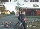 Verfolgungsjagd: Yamaha R1 vs. Polizei - Da gehts fragwürdig zur Sache