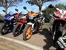 Vergleichstest: Aprilia RS4 125 v Honda CBR125R v Rieju RS3 125 v Yamaha YZF-R125
