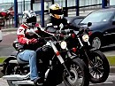 Vergleichstest: Harley Sportster Iron 883 vs. Honda VT750C Shadow