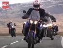 Vergleichstest Reiseenduros: BMW R1200GS, Yamaha Super Tenere, KTM 1190 Adventure R, Triumph Explorer