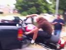 Verlade Crash: Ohne Brille hätte der Honk gesehen, dass das nicht gehen kann