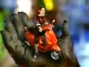 Vespa Roller - KingKong - cooler Werbespot