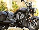 Victory Motorcycles: Victory Hard-Ball NEU bad-ass bagger serienmäßig!