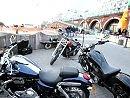 Victory Motorcyles Vegas 8 Ball vs. Harley Wide Glide vs. Triumph Thunderbird