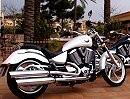 Victory Vegas 2010 von Victory Motorcycles - Einsteigermodell in drei Farben