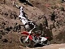 Motocross Crash: Lass NIEmals das Motorrad los, egal was passiert!