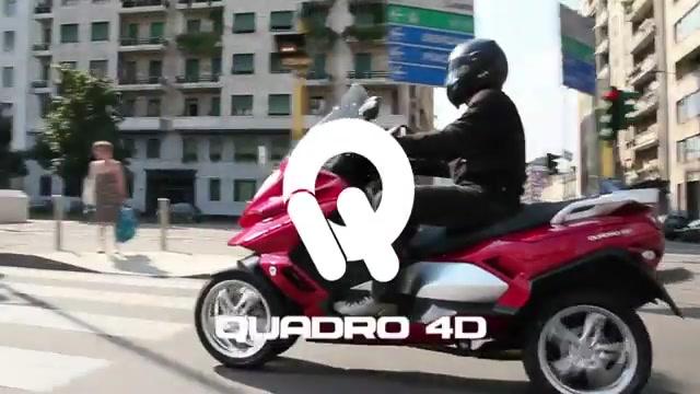 vierrad scooter von quadro 3d 350 cc 4d 500 cc. Black Bedroom Furniture Sets. Home Design Ideas