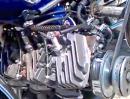 Vierzylinder Eigenbau Mofa - Zylinder kann man NIE genug haben!!