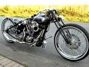 Vintage Racer Board Tracker Last Edition - Harley Davidson Umbau zum niederknien